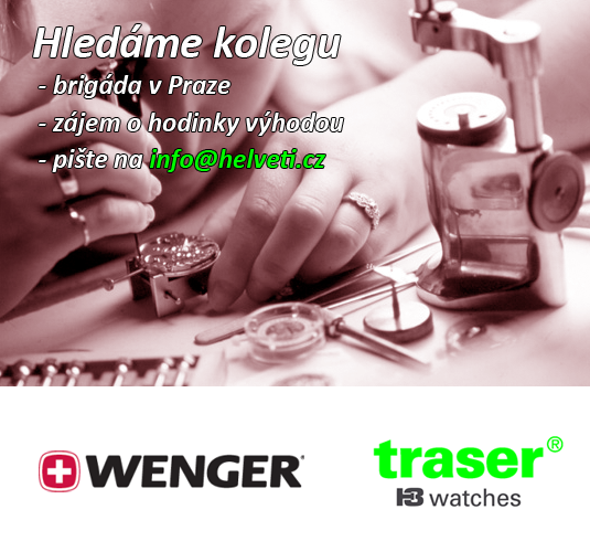 cd595617e38 Hledáme do týmu kolegu na vyřizování objednávek a správu eshopů   hodinkywenger. ...